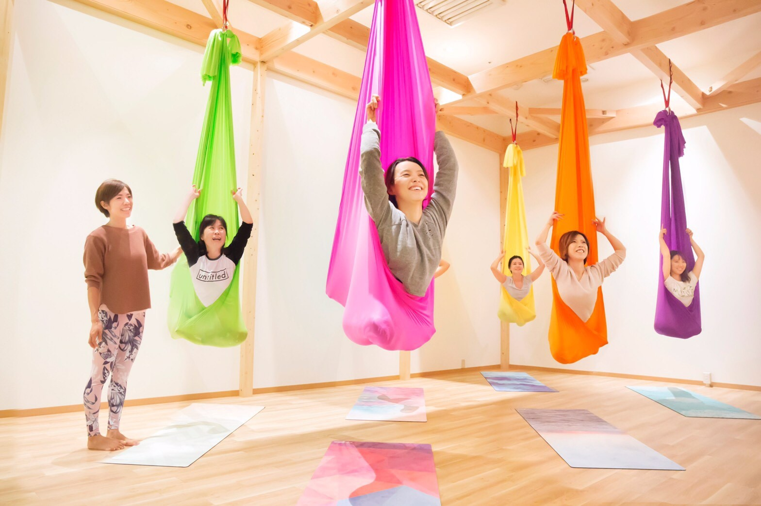 NOW YOGA STUDIOの画像